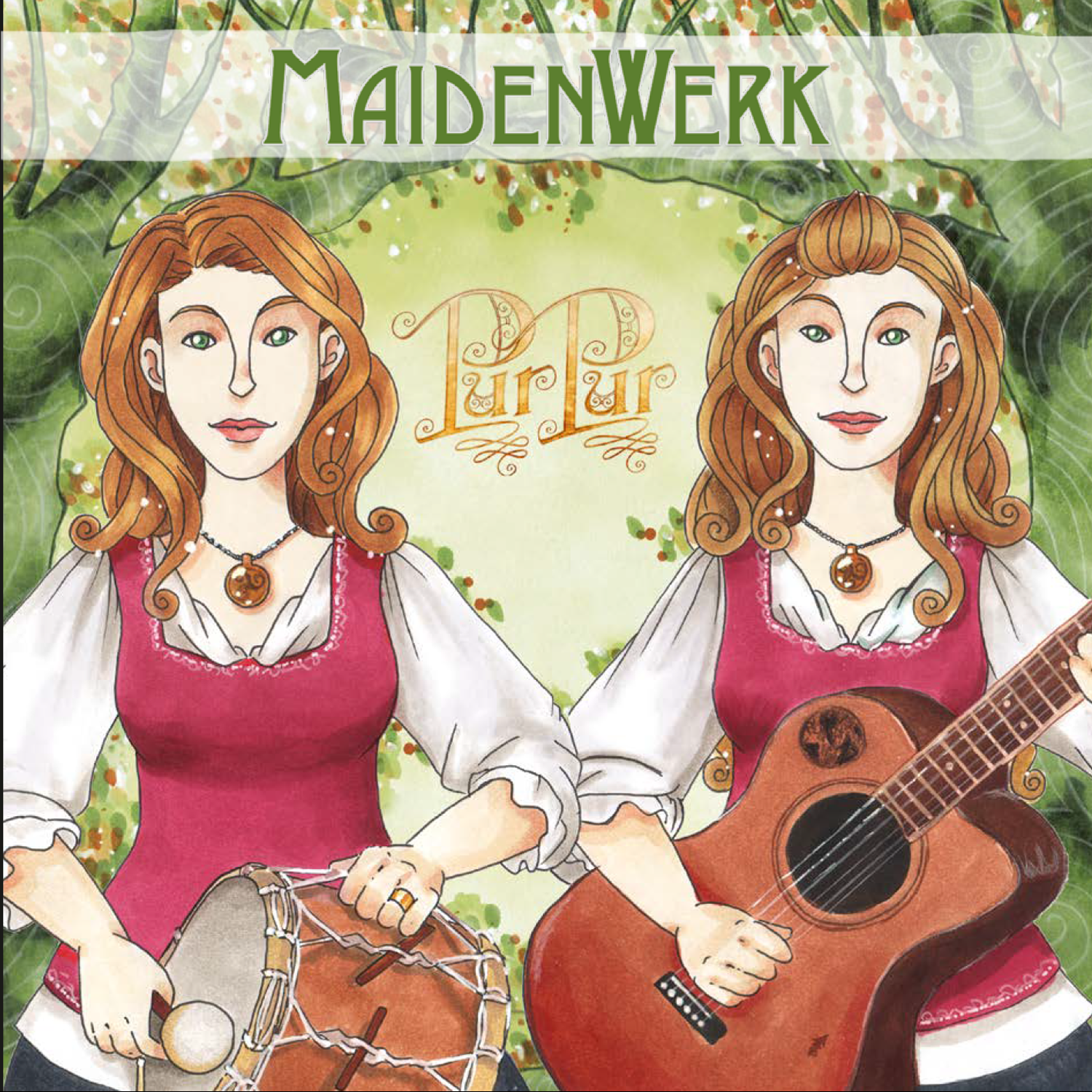 PurPur - MaidenWerk (Download)