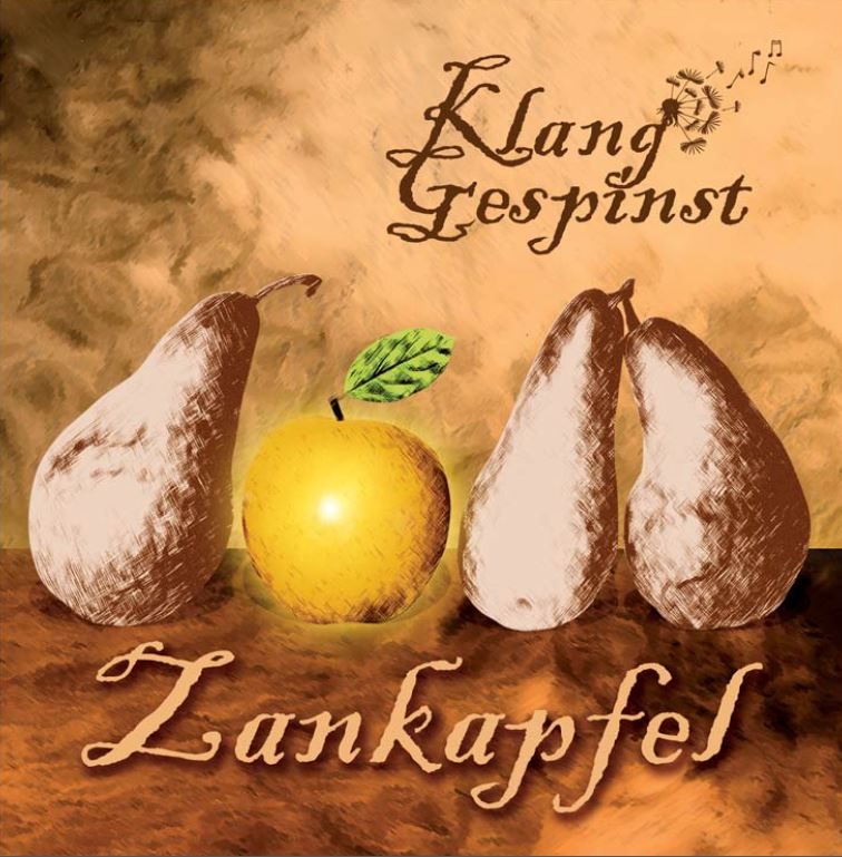 Klanggespinst - Zankapfel (Download)